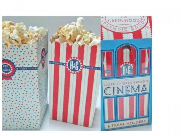 Popcorntüte Cinema