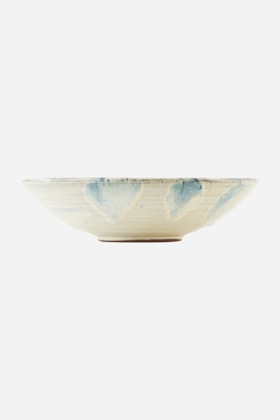Bowl Schüssel Mio  Blau/Weiß