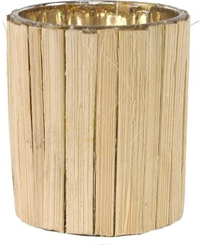 Goround Teelicht Holz