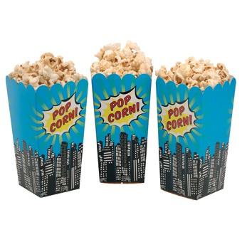 Popcorn Box Hero