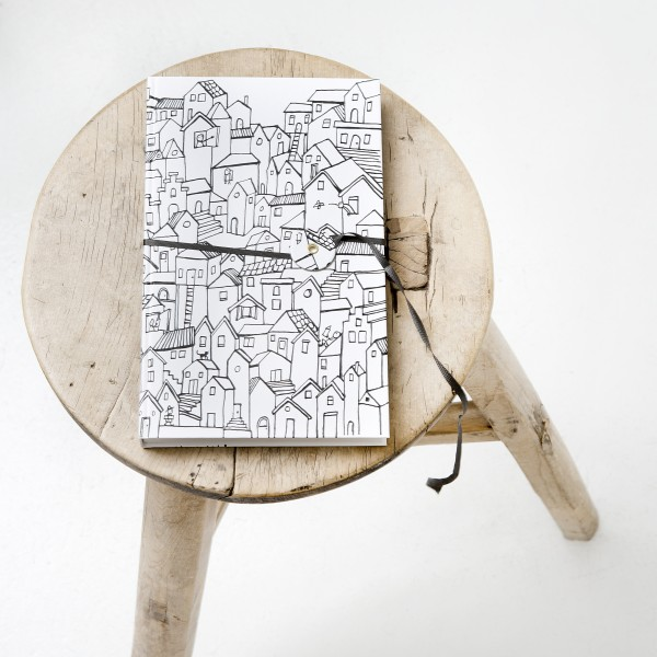 Sukha Amsterdam Notebook HOME Notizbuch