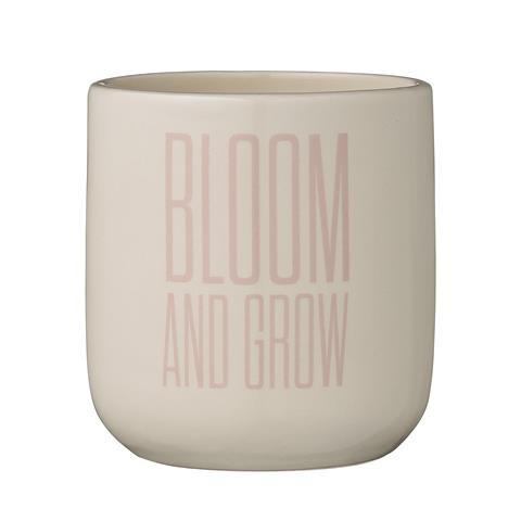 BLOOMINGVILLE Blumentopf Bloom And Grow