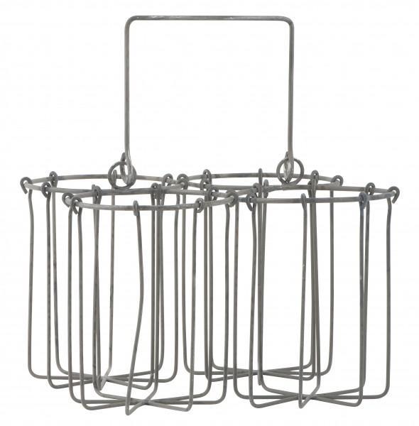 Ib Laursen Glas - Halter für 4 Gläser