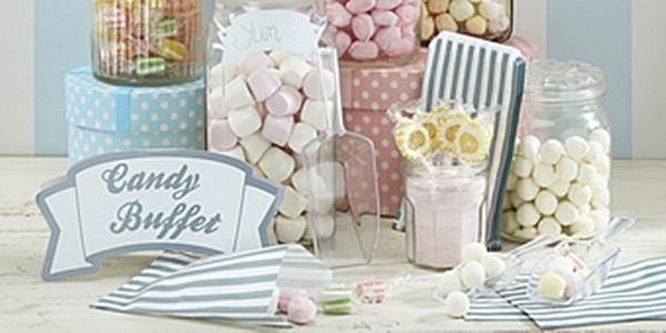 Candybuffet Set