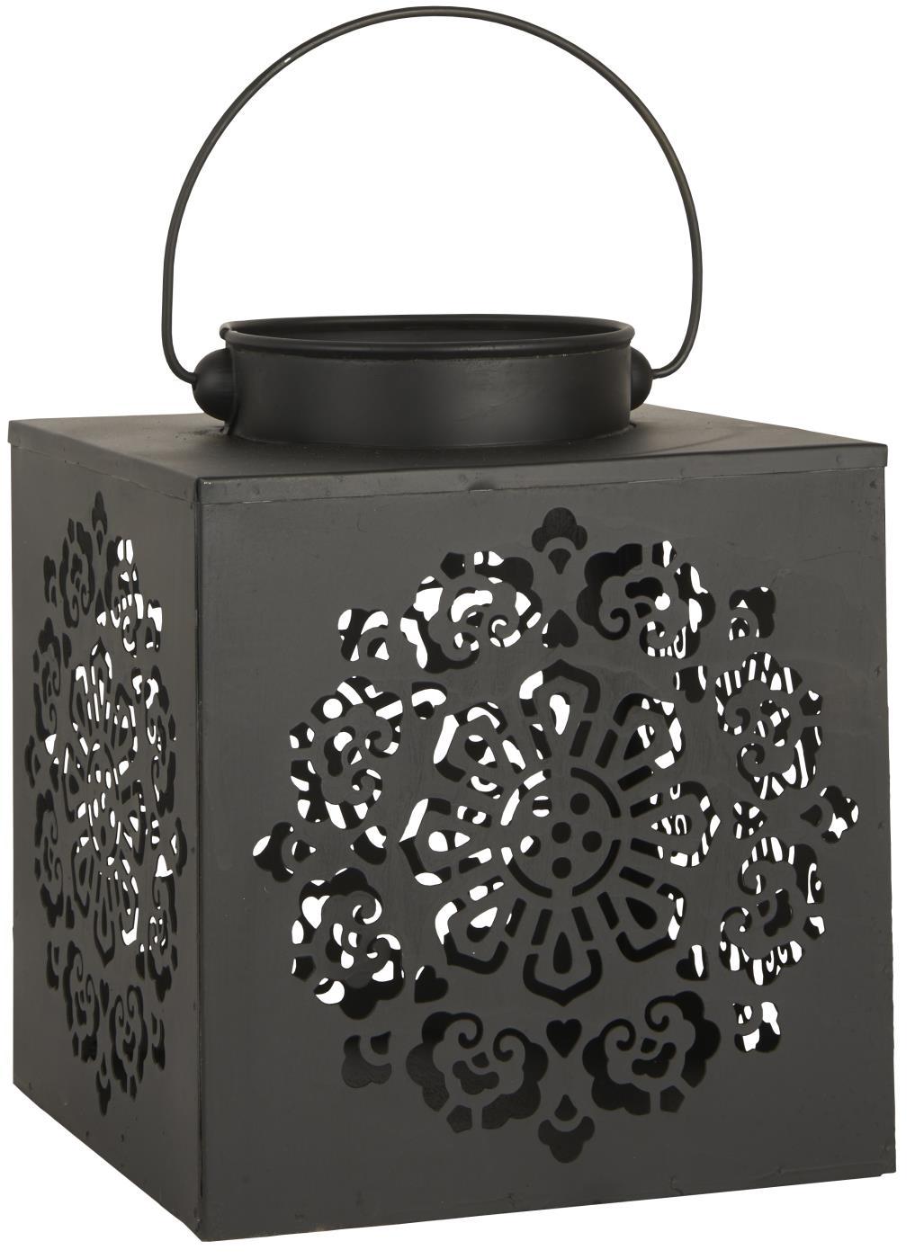 Ib-Laursen-Laterne-Windlicht-Muster-schwarz