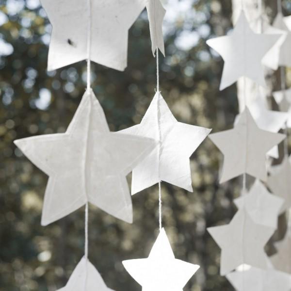 Atelier Sukha Tara Flags Girlande Sterne STAR