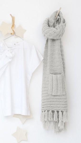 SUKHA Schal Lazy New Zealand Wool