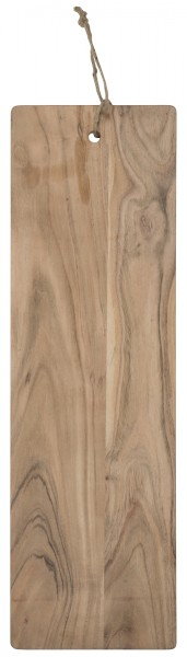 Ib Laursen Holz Brett Schneidebrett länglich Akazienholz