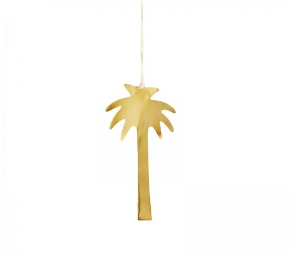 Weihnachten Anhänger Palme