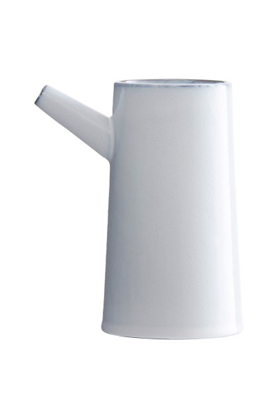 HOUSE DOCTOR KANNE Vase TUBE weiss