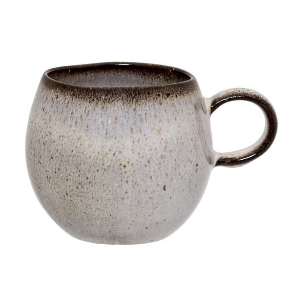 Sandrine Cup Tasse grau HANDMADE