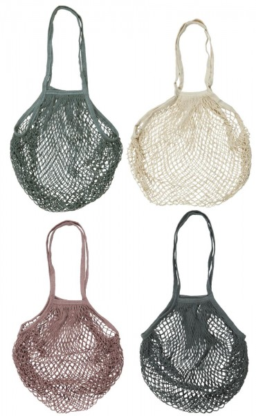 Ib Laursen Einkaufsnetz in 4 Farben