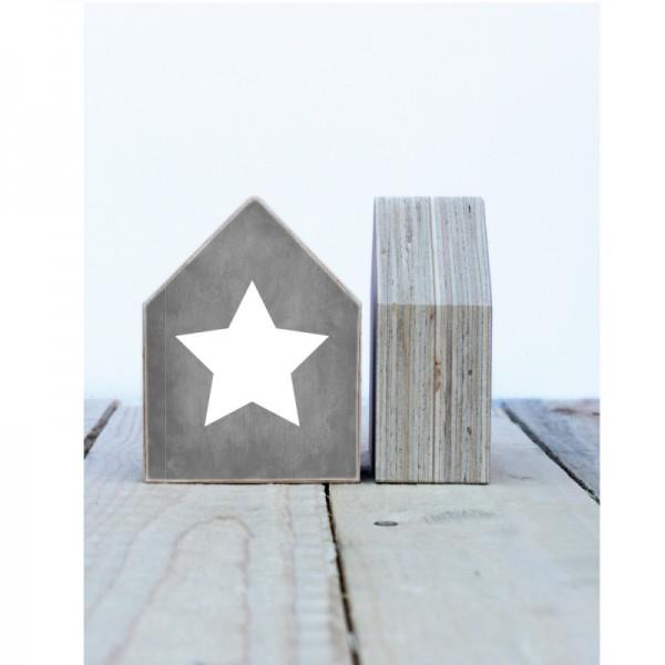 Stern Holz Haus