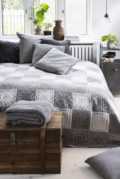 Ib Laursen Quilt Bettdecke gedruckt Patchwork