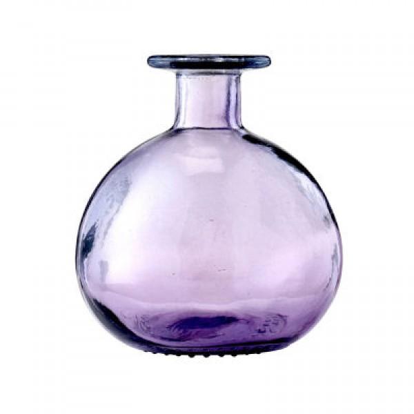bloomingville kleine vase lila lille sted ihr online. Black Bedroom Furniture Sets. Home Design Ideas